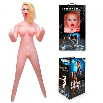 Секс-кукла с вибрацией Диана