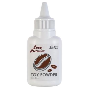 Пудра для игрушек с ароматом кофе Coffee - 15 гр.