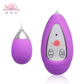 Фиолетовое виброяичко Xtreme 10F Egg