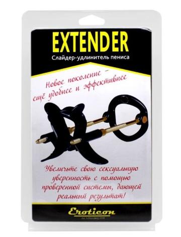 Белый удлинитель пениса Extender