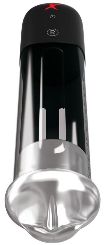 Автоматическая вакуумная помпа Blowjob Power Pump