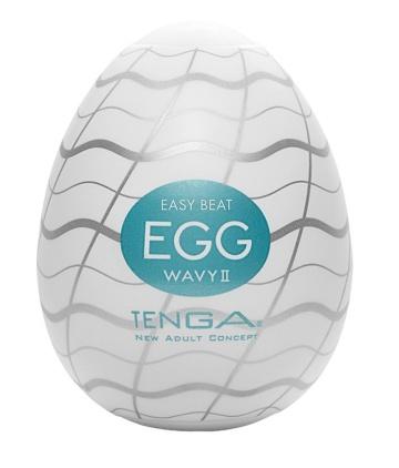 Мастурбатор-яйцо EGG Wavy II