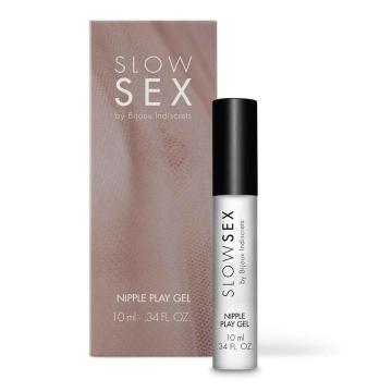 Возбуждающий гель для сосков Slow Sex Nipple Play Gel - 10 мл.