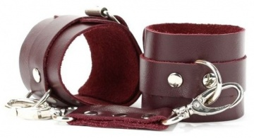 Коричневые наручники Ladys Arsenal