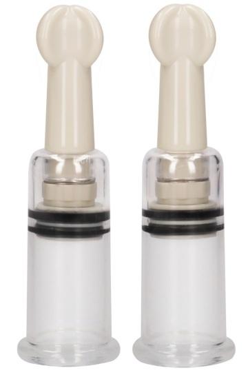 Помпы для сосков Nipple Suction Cup Small