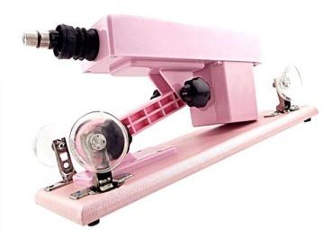 Розовая секс-машина Machine Gun