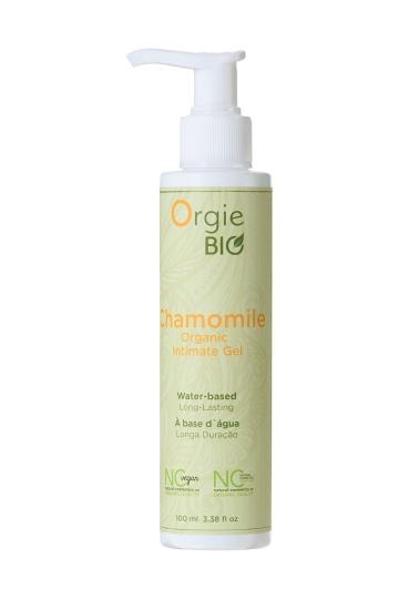 Органический интимный гель ORGIE Bio Chamomile с экстрактом ромашки - 100 мл.