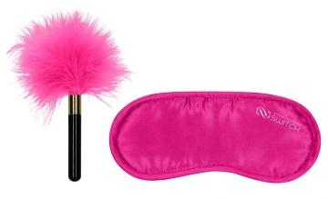 Розовый эротический набор Pleasure Kit №1