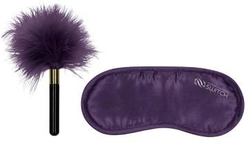 Фиолетовый эротический набор Pleasure Kit №6