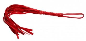 Эротический набор БДСМ из 5 предметов в красном цвете
