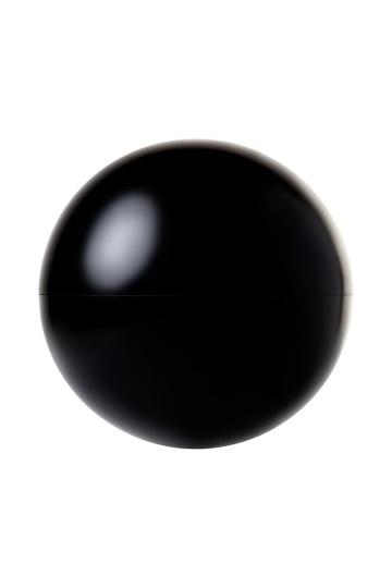 Прозрачный мастурбатор-шар с ребрышками