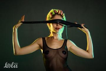 Черная плеть Blazing - 64 см.