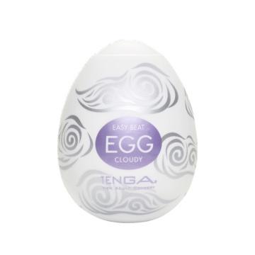 Мастурбатор-яйцо CLOUDY