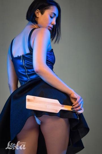 Деревянная шлепалка Perky - 36 см.