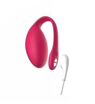 Розовое виброяйцо со смарт-управлением We-Vibe Jive