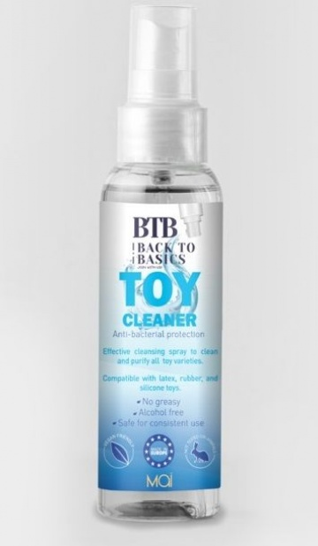 Спрей для интимной гигиены BTB Toy Cleaner - 75 мл.