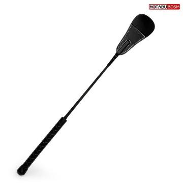 Черный стек с удлиненным наконечником - 47 см.