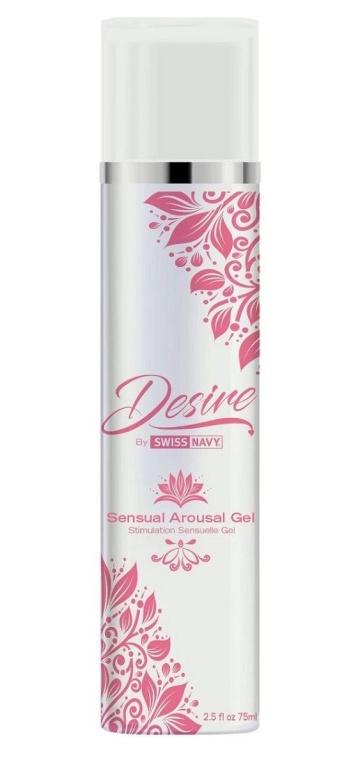 Возбуждающий гель для женщин Desire Sensual Arousal Gel - 74 мл.