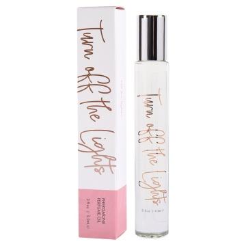 Парфюмерное масло с феромонами Turn Off The Lights с цветочно-восточным ароматом - 9,2 мл.