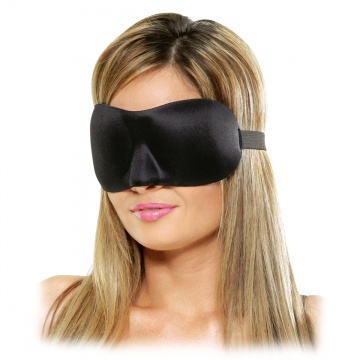 Маска на глаза из неопрена Deluxe Fantasy Love Mask