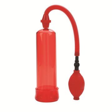 Красная вакуумная помпа Firemans Pump