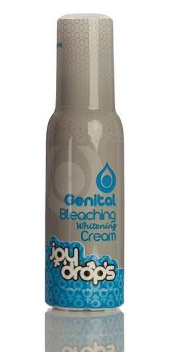 Отбеливающий крем для интимных зон JoyDrops Genital Bleaching - 100 мл.