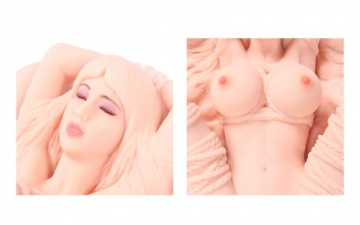 Мини-кукла с вагиной ERICA без вибрации