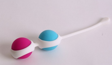 Вагинальные шарики с петелькой для извлечения