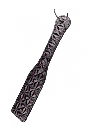 Фиолетово-чёрный пэддл BLAZE PADDLE PURPLE - 53 см.