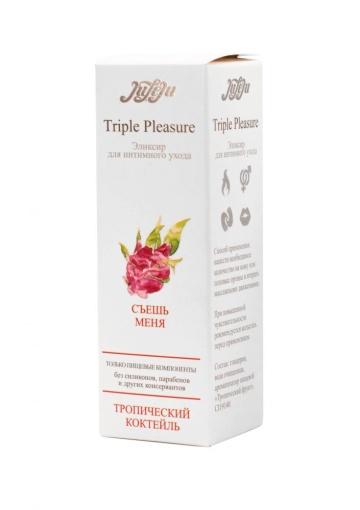 "Эликсир Triple Pleasure ""Тропический коктейль"" - 65 гр."
