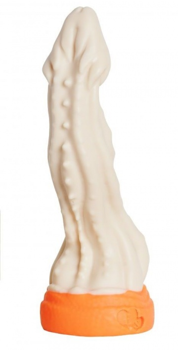 "Фантазийный фаллоимитатор ""Песчаная змея Large"" - 25,5 см."
