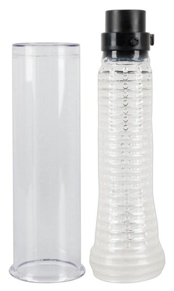 Вакуумная помпа-мастурбатор Vibrating Multi Pump & Masturbator