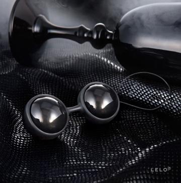 Вагинальные шарики Luna Beads Noir